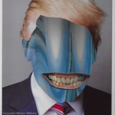 Stony-Faced: The President