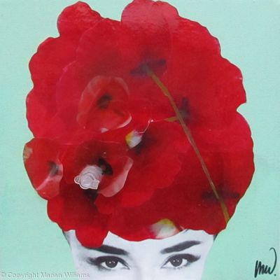 Audrey in Summer, Red