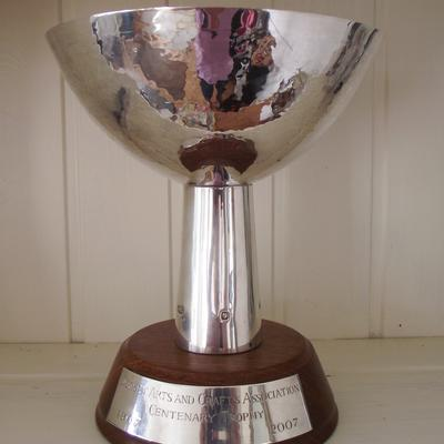 Dorset Arts and Crafts Centenary Cup