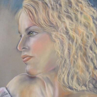 Portrait Of Issie