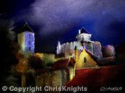 Moonlit Fort