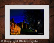 Castle Street (Framed)