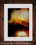 Lincoln Cathedral (Framed)