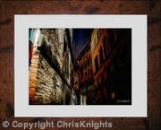 Siena Sbocco (Framed)