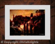 Barnard Castle (Framed)