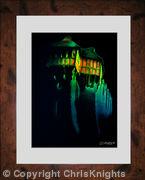 Stokesay Castle (Framed)