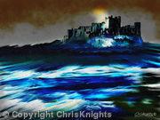 Bamburgh Castle East