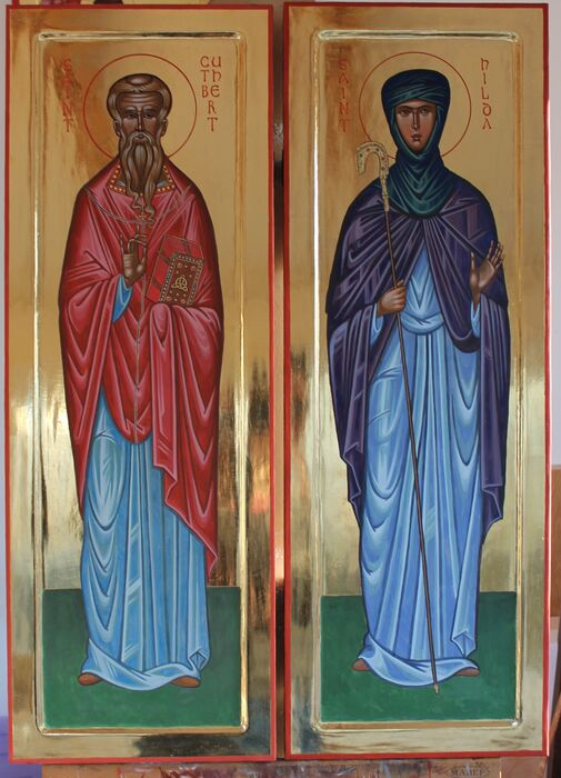 Saints Cuthbert and Hilda