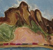 Arthur Seat Mountain