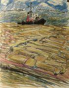Tug Boat 3, Fraser River Estuary