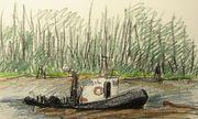 Tug Boat 1 - Fraser River