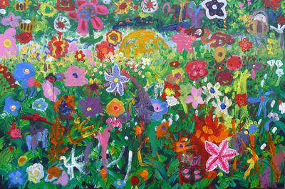 AUGUST- Summer flowers