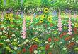 Floral border 16