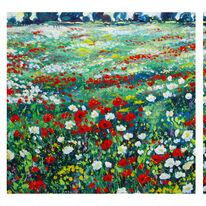 Meadow 6 Triptych