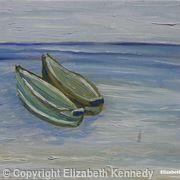 Boats on Sea