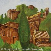 Roussillon Landscape 2