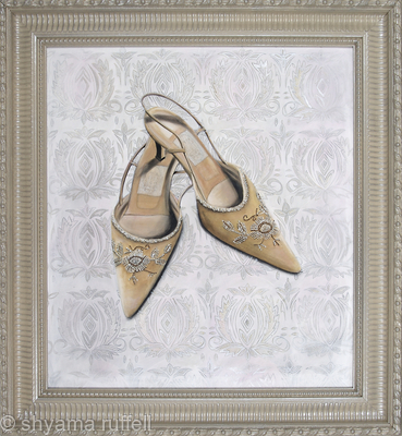Sians Shoes Silver