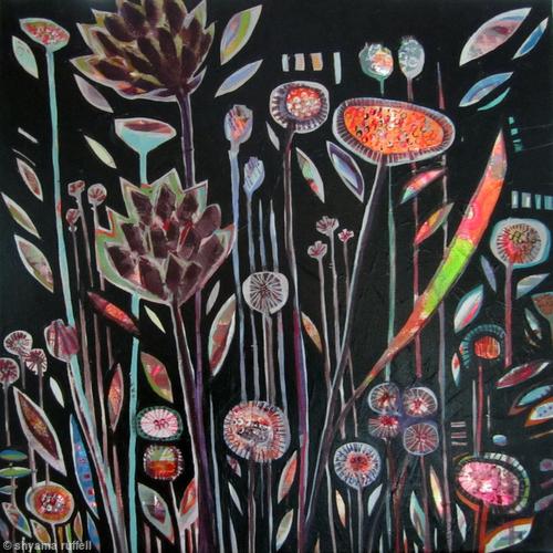 Artichoke Night Garden