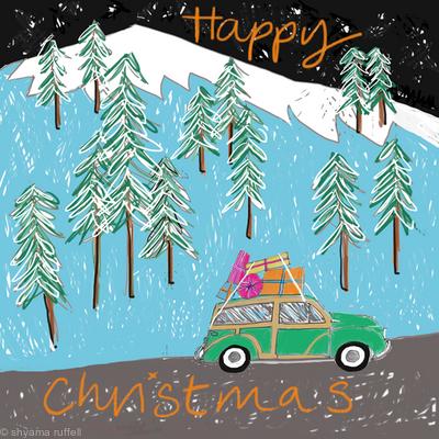 Happy Christmas 38C