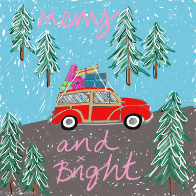 Merry And Bright 39C