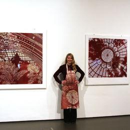 Jackie with Prints