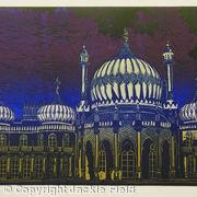 The Royal Pavilion Night Time