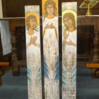 Floorboard Triptych