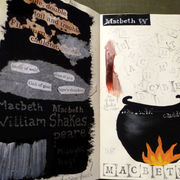 Witches Book ... Sketchbook Page
