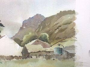 Farm in Borrowdale Stage 5