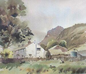 Farm in Borrowdale Stage 7