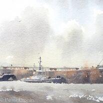 Ore carrier Port Talbot