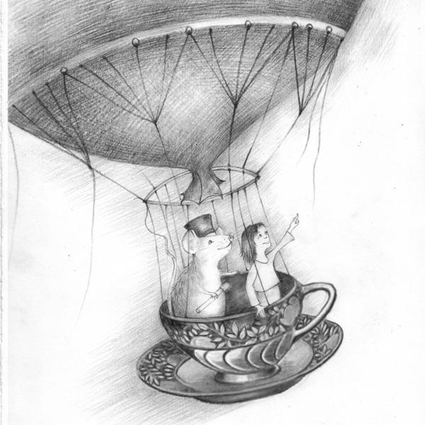 The Magic Tea Cup