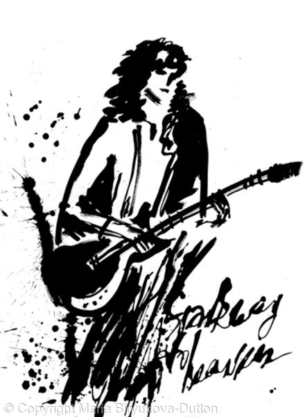 Jimmy Page - Stairway to Heaven