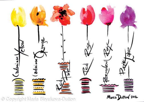 Winsor Tulips