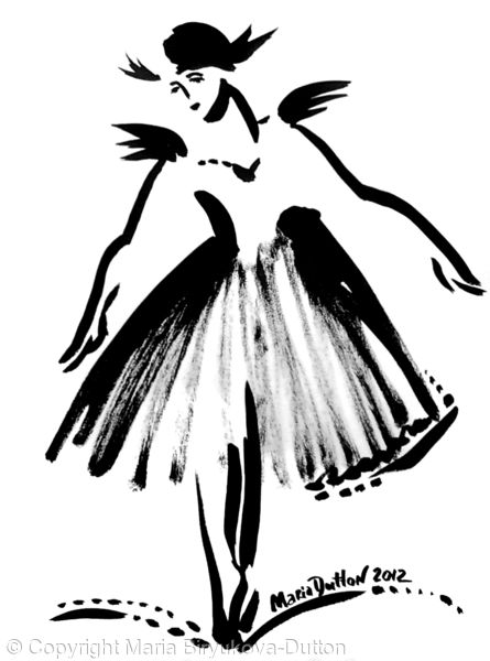 Ballerina's skirt Num 3