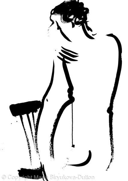 Naked Girl Num.03