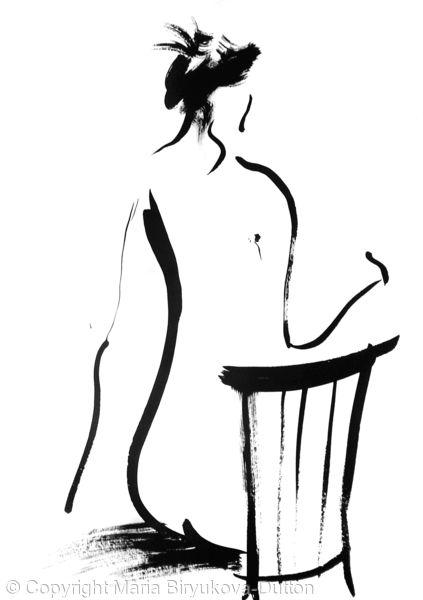 Naked Girl Num.04