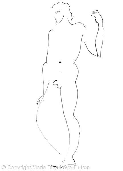 Nude Male Num.19