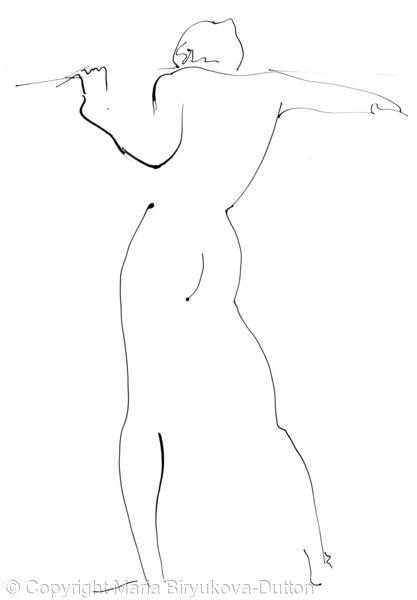 Nude Male Num.17