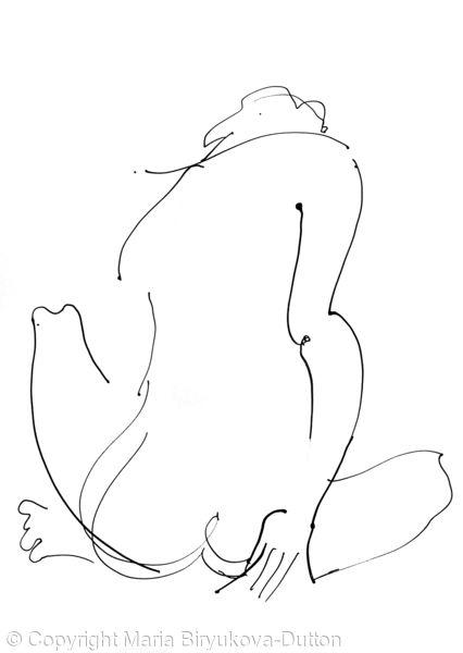 Nude Male Num.25