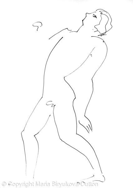 Nude Male Num.21
