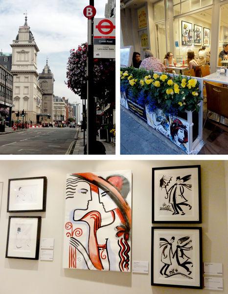 Permanent exhibition at Paddington
