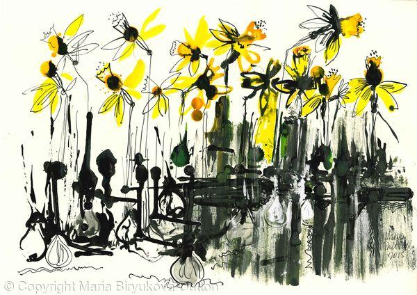 Daffodils Påskliljor