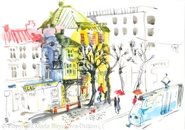 Göteborg Street  3 000 SEK