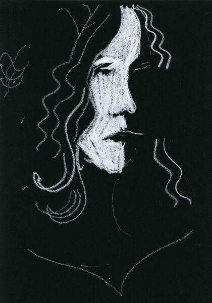 Sabina. Botticelli woman