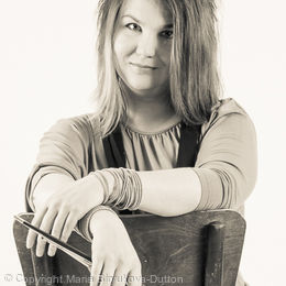 artist Maria Biryukova-Dutton photograph by Katia Rainbow