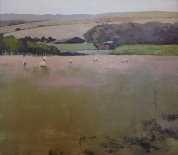 Painting by Rob Eadie