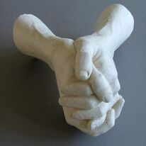 Hands by Andrew Brown