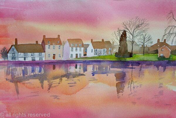 Sunset Cottages