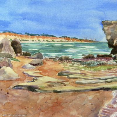 Rocky Beach, Algarve